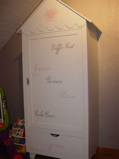coffre cuisine armoire fillette photo 4 4 armoire que j 39 ai costumisé