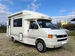 Camping Car Volkswagen : rapido le randonneur 700 t4 vw occasion de 1995 vw ~ Melissatoandfro.com Idées de Décoration