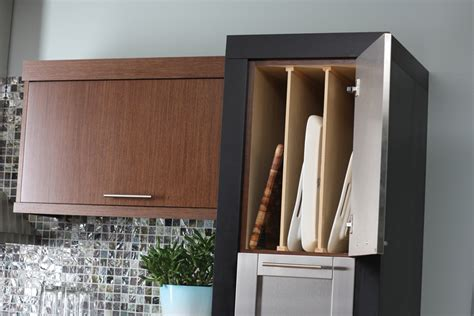 pots pans storage cookware cabinets dura supreme
