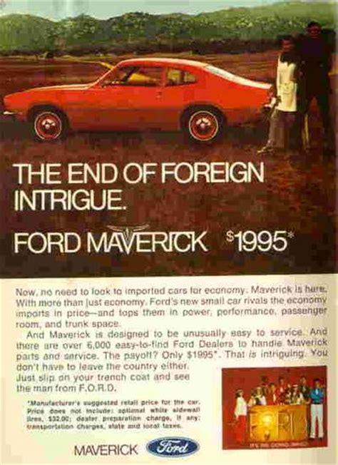 fords torque drive copy cat  maverick semi automatic