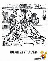 Hockey Coloring Pages Goalie Sheets Nhl Player Printable Yescoloring Hokej Chicago Bruins Boston Players Print Template Blackhawks Cool Na Boys sketch template