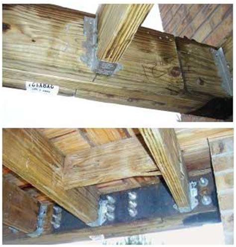 splices  built  beams professional deck builder