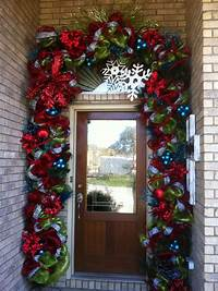 front door decorating ideas 10 Inexpensive Ways Of Decorating Your Home For The Holiday Season