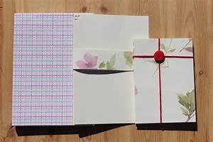 stationery letter writing set boxed gift set of 6 writing With letter writing gift set