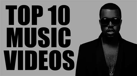Top 10 Music Videos Youtube