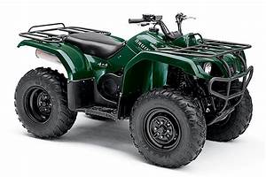 Yamaha Grizzly 350 4x4 Specs