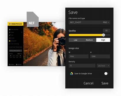 Nef Converter Convert Raw Nikon Io Change