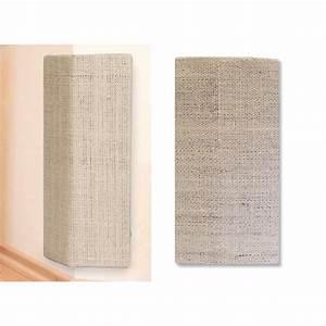 griffoirs d39angle en sisal griffoirs pour chat wanimo With nettoyage tapis avec anti puce canapé