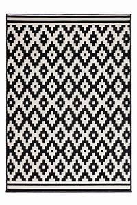 Teppich Streifen Schwarz Weiß : teppich flachflor arabesque scandic design modern teppiche schwarz wei ebay ~ Bigdaddyawards.com Haus und Dekorationen