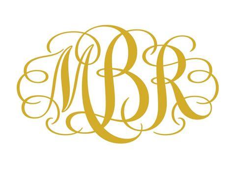 interlocking monogram font   release date price  pinteres