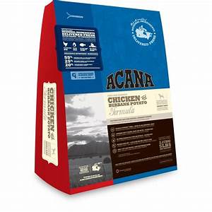 acana all breed life stages dog food chicken burbank potato 6kg p
