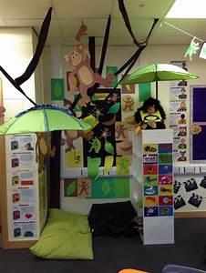 'Betty' Jungle Themed Classroom — Steve Antony