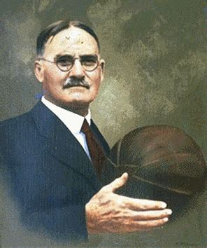 dr james naismith  canadian  invented basketball