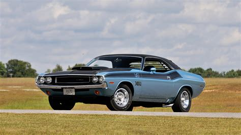 1970 Dodge Challenger T/A Wallpapers & HD Images - WSupercars