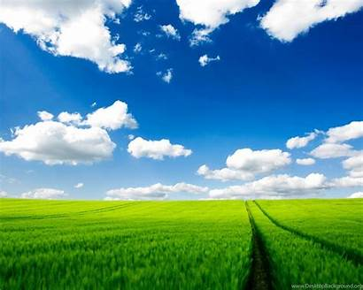 Desktop Pc Wallpapers Backgrounds Background Clouds Sky