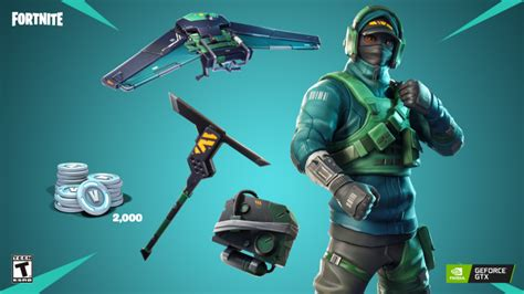 nvidia  epic team   geforce fortnite bundle