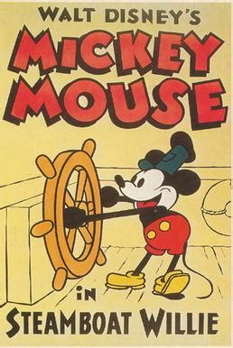 Steamboat Mickey by Steamboat Willie