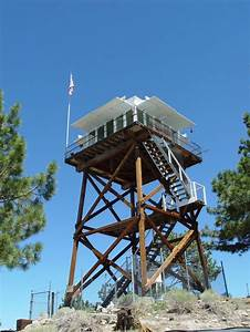 fire towers | Fire Lookout Tower | forest fire lookouts ...