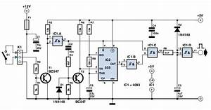 switching delay used by 555 timer ic repository nextgr With 555 timer relay circuit also 555 timer circuit diagram further digital