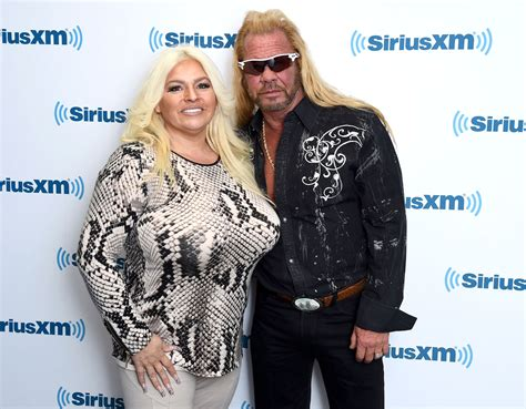 dog the bounty hunter talks about his wife 39 s cancer