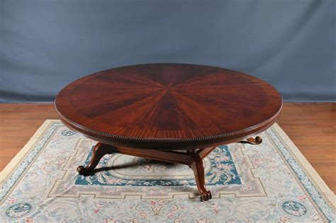 extra large round dining table oversized 9 foot round dining table