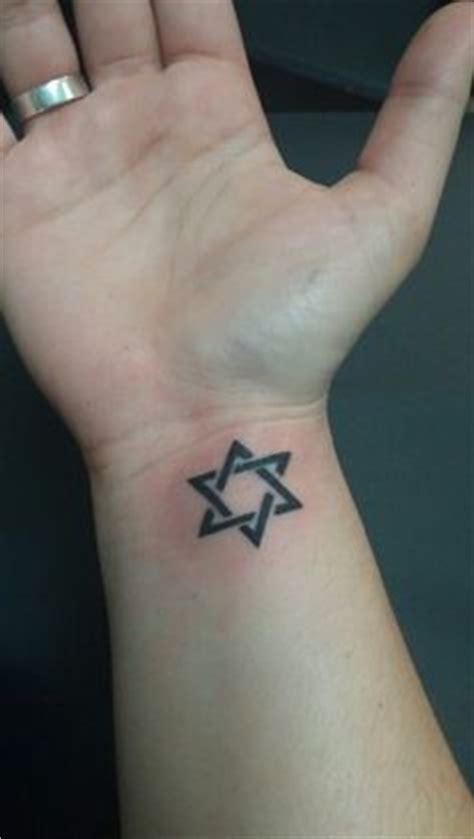 ideas  jewish tattoo  pinterest star