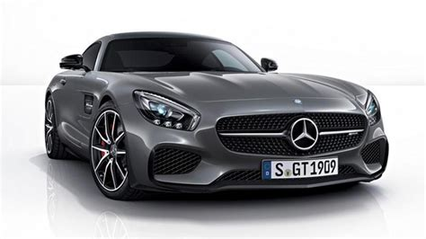 Mercedes Prices Up The Amg Gt