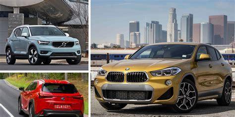 subcompact luxury crossover suvs rankings