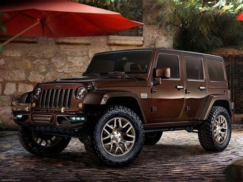 Jeep -wrangler Sundancer Concept 2014 4x4 Wallpaper 01