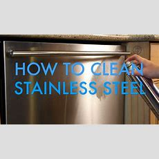 How To Clean Stainless Steel Using Thor Stainless Steel