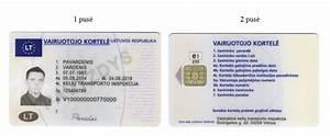 vairuotojo korteles isdavimas lietuvos transporto saugos With documents vk