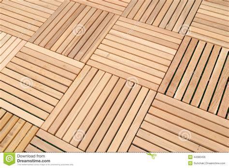 Wood Deck Panel Floor Background Stock Photo   Image: 44380456