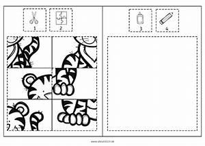 Puzzle Zum Ausdrucken : tierpuzzles ~ Lizthompson.info Haus und Dekorationen