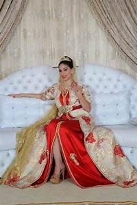 Robe De Mariage Marocaine : caftan marocain 2016 robe mariage paris location caftan takchita ~ Preciouscoupons.com Idées de Décoration