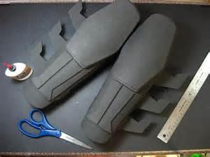 Batman Arkham Origins Gauntlets Foam