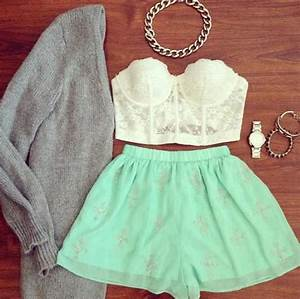 Cute summer outfit 2013 | Tumblr