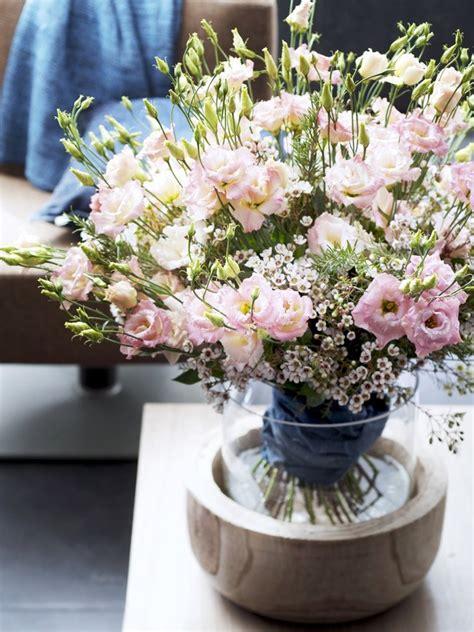 wanneer krijgt een sering bloemen zo geniet je langer van je lisianthus mooi wat bloemen doen