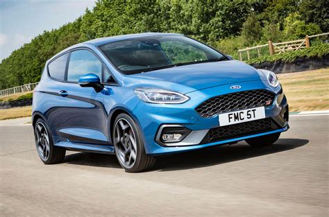 ford fiesta st  uk review autocar