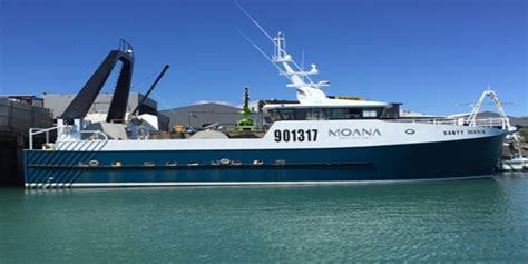 Moana Boat Speech by Boat In New Moana Fleet Launched