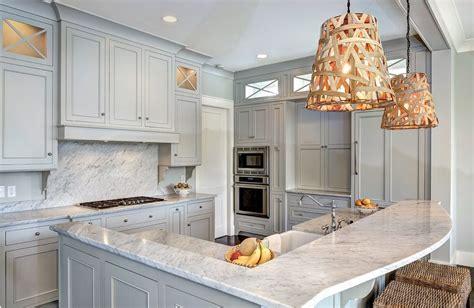 benjamin moore classic gray ktichen kitchen traditional