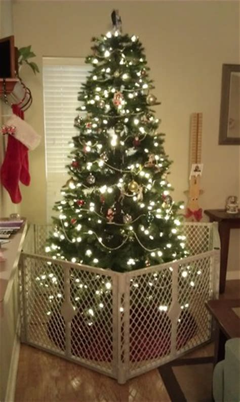 christmas tree gate baby playpen fence review it s baby time