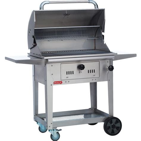 Bison Charcoal Cart Bottom Only  Bbq Guys