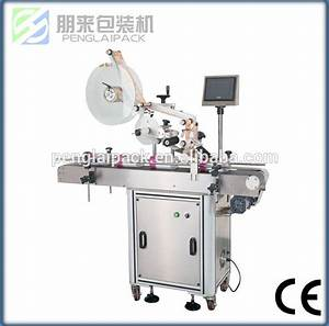 automatic surface beer bottle labeling machines pl 610 With beer label printing machine