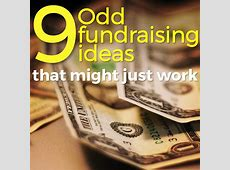 fundraising at work ideas