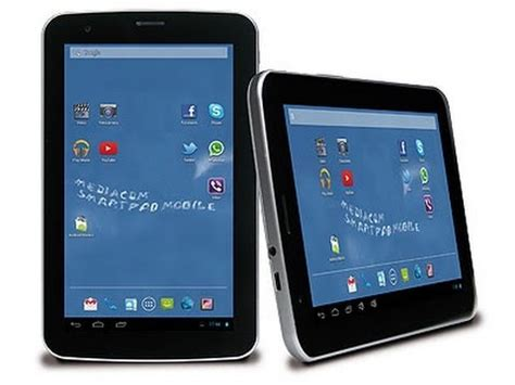 mediacom smartpad mobile tablet mediacom 7 quot slot sim 3g smartpad 7 0 mobile android