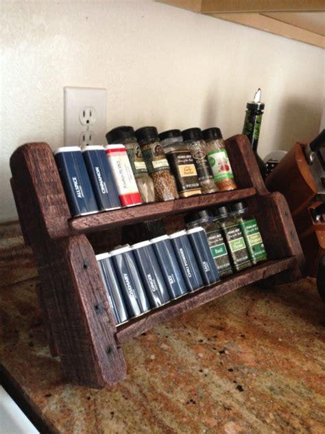17 Creative Spice Rack Designs That Your Kitchen Lacks