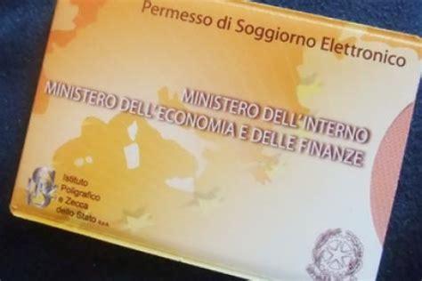 Test Di Italiano Per Stranieri Carta Di Soggiorno by Permesso Di Soggiorno Per Stranieri