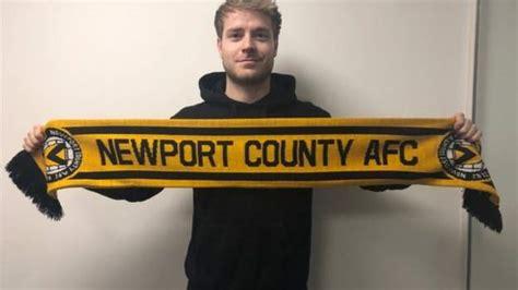 Newport County sign Sheffield Wednesday's Ashley Baker ...