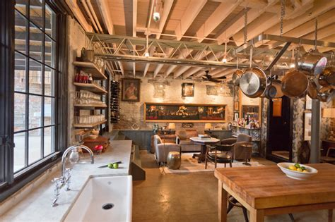 kitchen lounge industrial kitchen dc metro
