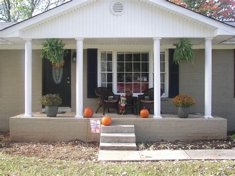 best front porch designs for ranch homes photos interior